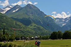 (Enllasez - Enric LLaó) Tags: paisaje paissatge pirineus pirineo pirineos pirineu francia frança france parapente génos 2018