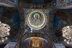 Iglesia del Salvador sobre la sangre derramada (Pablo Genero) Tags: rusia russia san petersburgo sanktpetersburg stpetersburg church iglesia