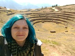 Terrazas Moray (Daniela Snow) Tags: peru holidays andean inca mountain ruins sacredvalley peruvian travel