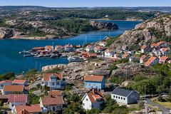 Sweden Fjällbacka - Mörhult (LB-fotos) Tags: sweden schweden landscape landschaft water waterscape harbour
