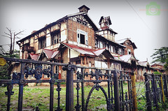 Haunted (Joy lens) Tags: haunted spooky ghost story india himachal shimla tale british colonial old mansion house castle