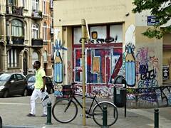 Créons-crayons (Linda DV) Tags: lindadevolder lumix brussels belgium geotagged 2018 ribbet panasonic colour colours urbanart urbanculture city europe capitalcity mural fresco créonscrayons créons crayon pencil