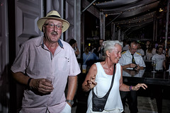 Boisterous Party (Monty May (OBSERVE)) Tags: iserlohn germany street streetphotography humour gunclub