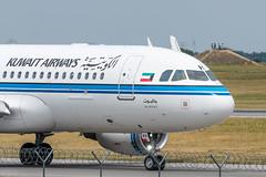 A320_KU178 (VIE-KWI)_9K-AKH_1 (VIE-Spotter) Tags: vienna vie airport airplane flugzeug flughafen planespotting wien