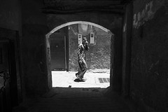 Time Tunnel (Darren Poun) Tags: marrakesh marrakech medina morocco africa arabic arab portrait traveling moroccan nikon d800 d800e nikkor24mm f14 ngc