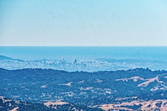 San Francisco from Mt. Diablo (BlueVoter - thanks for 2.2M views) Tags: landscape mountdiablo mtdiablo bayarea eastbay contracosta