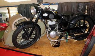 1951 Zündapp DB 201