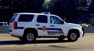 Sacramento County Park District Chevrolet Tahoe Unit 409B