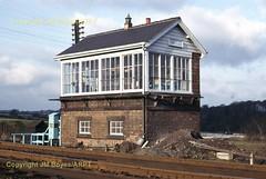 167 Browney SB 08-03-64 (John Boyes) 167 (Ernies Railway Archive) Tags: ner lner ecml browneysignalbox