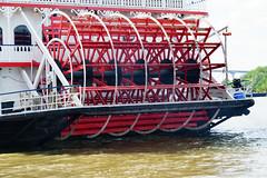 Georgia Queen (strat-driver) Tags: ship boat paddlesteamer savannah georgia
