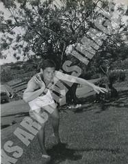 900- 5556 (Kamehameha Schools Archives) Tags: kamehameha archives ksg ksb ks oahu kapalama luryier pop diamond 1955 1956 harry murray ace shot put