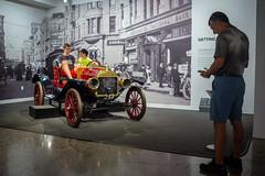 Petersen Automotive Museum (Phil Roeder) Tags: losangeles california petersenautomotivemuseum automobiles automobile automotive cars car museum leica leicax2