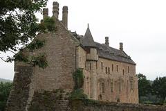 La forteresse de la Roche-Jagu est située sur la commune de Ploëzal, dans le département des Côtes d'Armor en Bretagne. (chug14) Tags: bâtiment forteresse château ploëzal côtesdarmor bretagne unlimitedphotos larochejagu