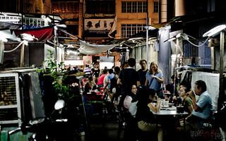 Nightlife in George Town - Malaysia