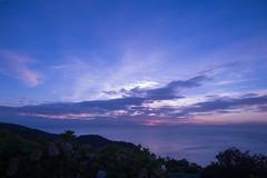 P7214574 (kunmorita) Tags: star 星 海 空 夜空 夜間撮影 sea sky night 夕焼け マジックアワー magic hour 黄昏