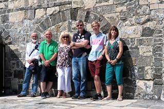 Southsea Castle Selfie