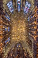 Thistle Chapel - St Giles Cathedral, Edinburgh (www.edinburghhd.co.uk) Tags: st giles cathedral thistle chapel church edinburgh royal mile scotland scottish stonemason old town visit tokina 1116 canon