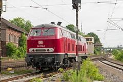 218 155-0 (09) (Disktoaster) Tags: eisenbahn zug railway train db deutschebahn locomotive güterzug bahn pentaxk1 westfalendampf 2181550
