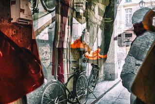 Le vélo de Claudia