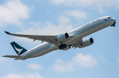 Cathay Pacific A350-1000 (Rami Khanna-Prade) Tags: aeroporttoulouseblagnac toulouseblagnacairport avgeek avporn aerophotography aviation plane planeporn airbus airlines flight fly airplane planespotting instaaviation travel planespotter aviationlovers aviationphotography aeroplane aviationphoto aviationgeek a350 aircraft a350xwb xwb planespotters jetlife instaplane airbuslovers airport airline spotting toulouse airbus tls lfbo a35k a3501000 instagramaviation 350k a350k a3501000 rollsroyce rr trent trentxwb97 xwb97 photography outside canon a3501041 blxa fwzgv msn118 cathay airport airplane aviation photography planespotting ff cx cpa cathay1000 flycathaya35k