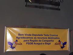 14/06/18 - Recepção do PSDB de Bagé e Aceguá