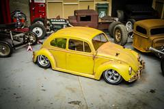 Tamiya M06 Volkswagen Beetle Patina-4 (Strangely Different) Tags: rceveryday rcengineering scaler scalerc hobby tinytrucks tamiya rc4wd axial m06 mini vw volksrod volkswagenbeetle patina lexan