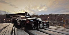 Sauber Mercedes C9 by Exoto (1:18) (Chall_R_288) Tags: sauber mercedes c9 exoto 118 scale model racecar prototype group c 1980s v8