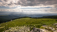 Mountain Path (cristiansamoilescu) Tags: mountain green sky wide angle sigma 1020mm f35 nikon d7200 muntele mic small beautiful view amazing depth romania nature