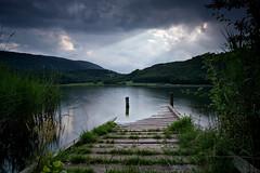 Estany de Montcortés (magomu) Tags: lago lagoon estany moncortés nd filter bigstopper