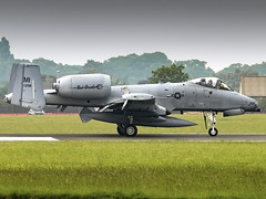 United States Air Force | Fairchild A-10C Thunderbolt II | 80-0258 (Bradley's Aviation Photography) Tags: egun mhz mildenhall military mil raf usaf usairforce unitedstatesairforce rafmildenhall aircraft air aviation airplane a10 suffolk 800258 fairchilda10cthunderboltii thunderboltii a10c fairchild