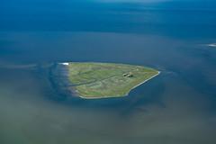 Hallig Süderoog, Nordfriesisches Wattenmeer (Christian S.) Tags: nordfriesland wattenmeer luftbild nordfriesischeinseln hallig süderoog