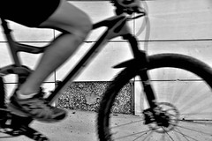 While I was preparing my photo, suddenly appeared the cyclist ... this is the result (jaume zamorano) Tags: blackandwhite blancoynegro blackwhite blackandwhitephotography blackandwhitephoto bw catalunya d5500 gente cycling cyclist lleida monocromo monochrome nikon noiretblanc nikonistas pov people street streetphotography streetphoto streetphotoblackandwhite streetphotograph urban urbana