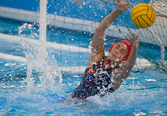 P1372776 (roel.ubels) Tags: spido dutch waterpolo trophy rotterdam sport topsport 2018 knzb holland nederland oranje italië italy usa us hongarije hungary