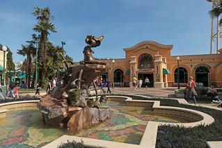 Place des Frères Lumière - Walt Disney Studios Park (France)