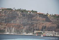 Паромом Фред Ольсен з Тенеріфе на Гомеру, Канарські острови  InterNetri  1031