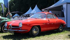 Alfa Romeo Giulietta Sprint Speciale 1962 (XBXG) Tags: dz0527 alfa romeo giulietta sprint speciale 1962 alfaromeogiulietta alfaromeo ar ss franco scaglione bertone coupé coupe red rood rouge concours délégance 2018 paleis het loo apeldoorn nederland holland netherlands paysbas vintage old classic italian car auto automobile voiture ancienne italienne italie italia italy vehicle outdoor