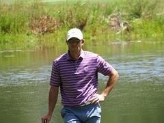 Adam Thielen on the 6th hole (vpking) Tags: celebritygolf americancentury tahoesouth edgewoodgolfcourse southlaketahoe minnesotavikings