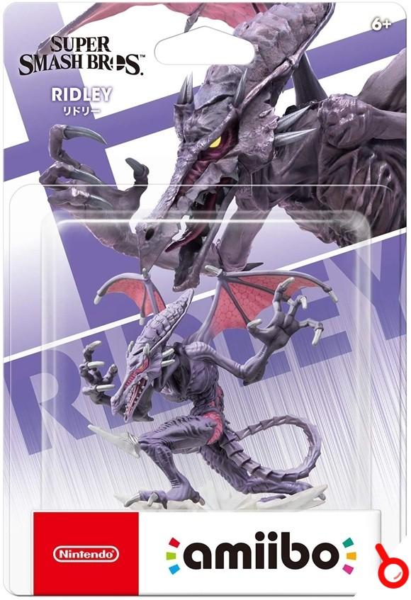 《任天堂明星大亂斗 特別版》沃魯夫和利德雷amiibo開啟預購