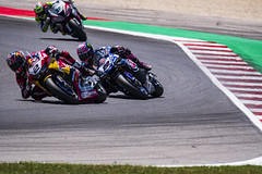 "SBK Misano 2018 • <a style=""font-size:0.8em;"" href=""http://www.flickr.com/photos/144994865@N06/43386278251/"" target=""_blank"">View on Flickr</a>"