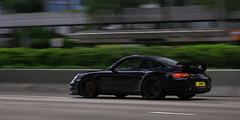 Porsche, 997 Turbo, Wan Chai, Hong Kong (Daryl Chapman Photography) Tags: jpw porsche german 911 997 turbo pan panning hongkong china sar wanchai canon 5d mkiii 70200l smd sundaymorningdrive auto autos automobile automobiles car cars carspotting carphotography