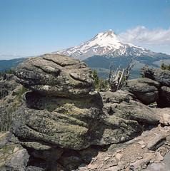 Lookout Moutain, Oregon (joelmetlen) Tags: lookoutmountain oregon vista mounthood mountains volcano hasselblad film joelmetlen summer