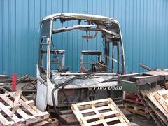 Bus Eireann VC67 (97D13254). (Fred Dean Jnr) Tags: buseireann ballina mayo bus volvo b10m caetano algarveii scrap vc67 97d13254 ballinadepotmayo may2006