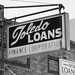 Toledo Loans Finance Corporation (dangr.dave) Tags: bryan tx texas downtown historic architecture brazoscounty sign toledoloans