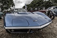 Corvette (Arthur Brown PHOTOGRAPHY) Tags: car sportscar classic classiccars ashover rotaryashoverclassiccarbikeshow2018 canon5dmkii irixlens irix15mmf24 irixblackstone15mmf24 derbyshire eastmidlands chesterfield