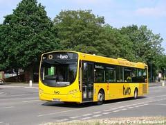 Trent Barton 775 - BD65 EWG (Cymru Coastliner) Tags: trentbarton volvob8rle wrighteclipse3 775 bd65ewg bus nottingham wellglade