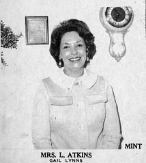 1971 - L Atkins