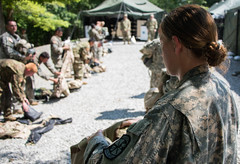 2nd Regiment, Advanced Camp, CBRN (armyrotcpao) Tags: fort knox cbrn chemical biological radiological nuclear chemicalbiologicalradiologicalnuclear training cst cadet summer cst2018 2nd regiment advanced camp madison thompson canon snotshot snot spit spitshot cadets cadetcommand pao army armyrotc armyrotccst hooah gas cs gaschamber sucessfullycompletesthegaschamberatfortknox