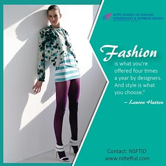Best Fashion Designing college in Bangalore (nittefashion) Tags: fashiondesign fashiondesigning fashiontrend career admissionopen2018 nitteftid bscinfashiondesign