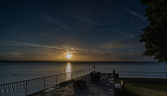 Eastham Ferry Sunrise (Ade McCabe) Tags: easthamferry eastham rivermersey sunrise water river sky dawn nikon