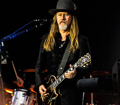 Jerry Cantrell of Alice in Chains @Gröna Lund, Stockholm (hakandincer1) Tags: live music rock grunge alice chains aliceinchains stockholm gröna lund performance stage lights motion musician